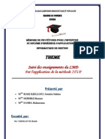 U.M.L - Méthode 2TUP