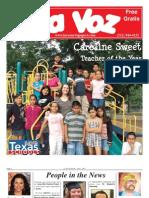 La Voz de Austin June, 2011