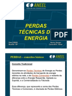 Perdas Tecnicas de Energia