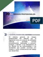 Diapositivas Sistema de Riesgos Profesionales