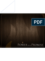 Power in a Promise - Sermon Background