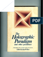 The Holographic Paradigm and Other Paradoxes - A New Perspective on Reality (Wilber, ed.)