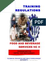 Tr f & b Services Nc II