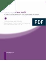 'Cautam Drumul Spre Scoala'-studiu FDP(2011)