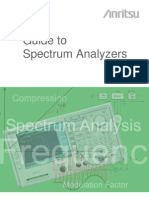 Guide to Spectrum Analyzers