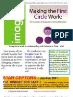 Star'Ceptor#10 Jan Feb 2011  Imagine Making The First Circle Work!