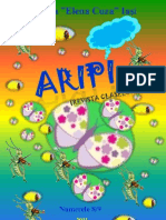 Revista Aripi, nr. 8-9, 2011