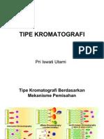 Tipe Kromatografi