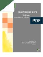 INFORME INVESTIGANDO PARA MEJORAR- ACCESOS