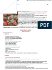 Petits farcis niçois Recette de Cuisine de Nice _ Cuisine