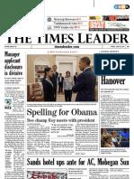 Times Leader 06-10-2011