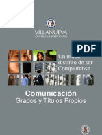 COM Folleto General Comunicación