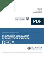 EDU Díptico DECA