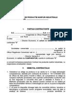 Contract de Productie Sub Licenta