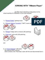 Virtual Networks in VMware