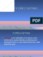 2 Demand Forecasting