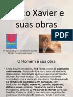 Obras de Chico Xavier