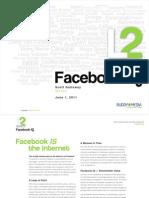 Etude L2 et buddy Media_Luxe&Facebook