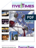 The Positive Times Newspaper - Wadsworth June 2011