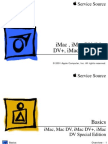 iMac DV Manual Service