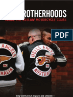 The Brotherhoods Inside Outlaw Motocycle Gangs - Arther Veno 3rd ED
