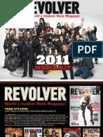 Revolver Media Kit 2011 [PDF Library]