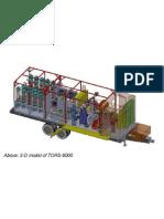 Tors 3d Model