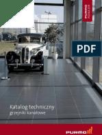 Purmo Katalog Techniczny Grzejniki Kanalowe AQUILO 06 2011 PL