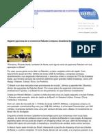 Gigante japonesa de e-commerce Rakuten compra a brasileira Ikeda - MSN_08 06 2011