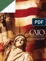 Cato Annual Report 2010