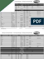 Master Power Turbos - Application Catalog - Jun/2011