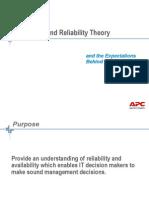 7x24 Availability Science Presentation