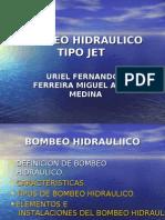 Bombeo Hidraulico Jet