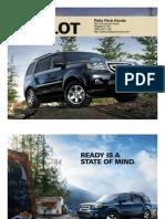 2011 Honda Pilot For Sale Near Jackson MS | Patty Peck Honda