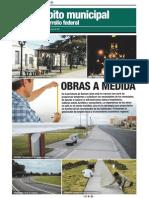 Obras a Medida - Tapa de Ámbito Municipal & Desarrollo Federal (09/06/2011)
