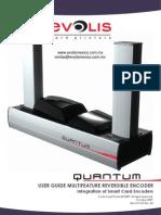 Evolis Quantum 2 impresora de identificaciones plasticas Guia Manual de Usuario Dispositivo Codificador Evolis