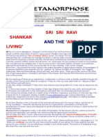 New Age Gurus 1 Sri Sri Ravi Shankar and the Art of Living