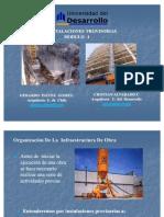 Modulo 4p - Instalaciones Provisorias