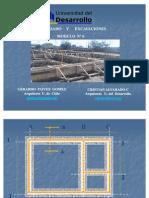 Modulo 6p - Trazado Excavaciones