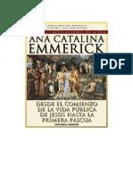 Ana Catalina Emmerick Libro 3