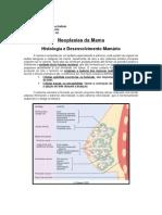 Ginecologia - Histopatologia Dos Tumores Benignos e Malignos Da Mama