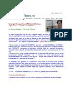 Tranzactionarea Metalelor Pretioase ARGINT Sau AUR - Iunie-2011 +