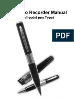 ECM-P11_HDVideoRecorderManual