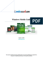 Windows Mobile Guide