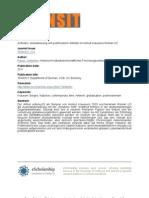Zeitnetze. Globalisierung und postmoderne Ästhetik in Helmut Kraussers Roman UC