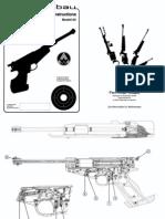 Instructions - Feinwerkbau Mod 65