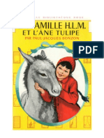 Bonzon J-P La Famille HLM 1 La Famille HLM 1 Et l'Ane Tulipe
