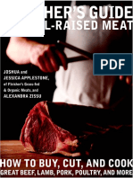 Recipes From the Butcher's Guide to Well-Raised Meat