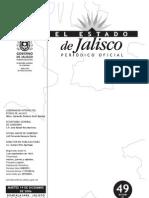 Ley Ingresos 2007