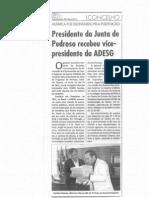 Artur Victoria organiza  Sexagesimo aniversario da ADESG em Portugal